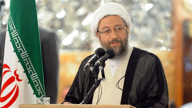 Larijani-Judiciary