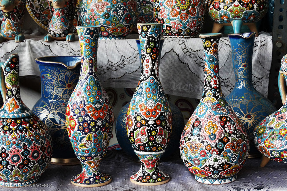 Pottery Workshops In Western Iran Photos