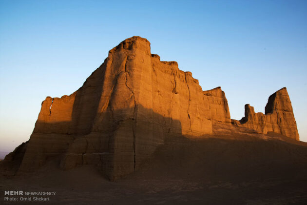 Remarkable desert formations in southeastern Iran (15)