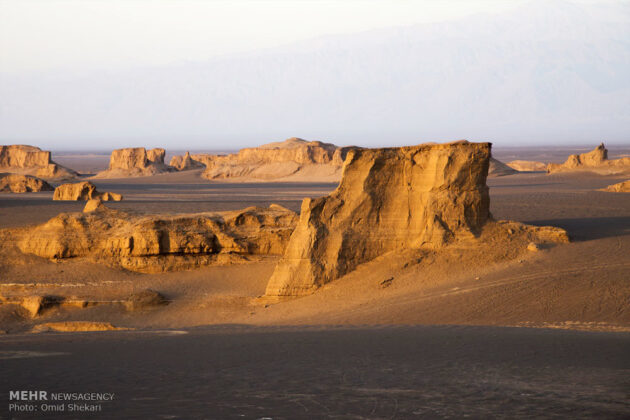 Remarkable desert formations in southeastern Iran (16)