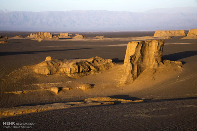 Remarkable desert formations in southeastern Iran (18)