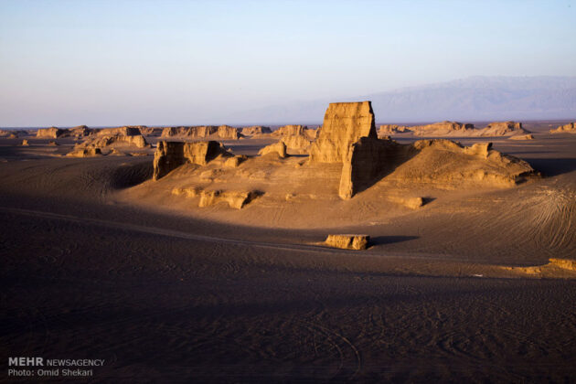 Remarkable desert formations in southeastern Iran (19)