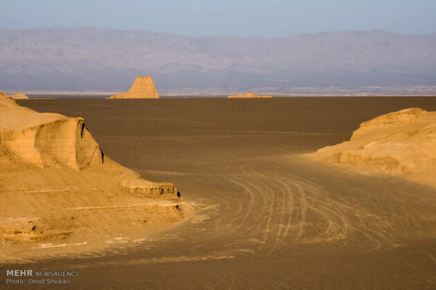 Remarkable desert formations in southeastern Iran (23)