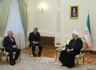 Rouhani-Kazakhstan