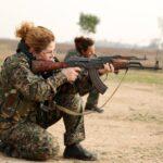 Female partisans