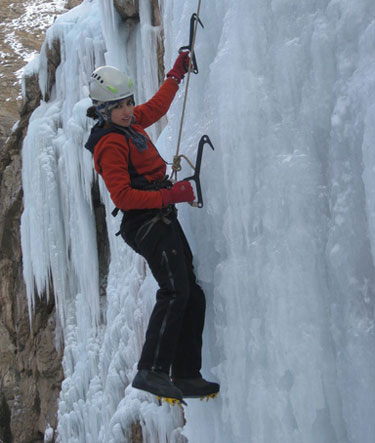 Iran Icy girl