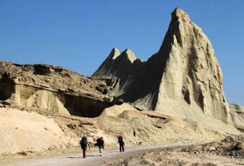 Kaseh Salakh, Qeshm Island