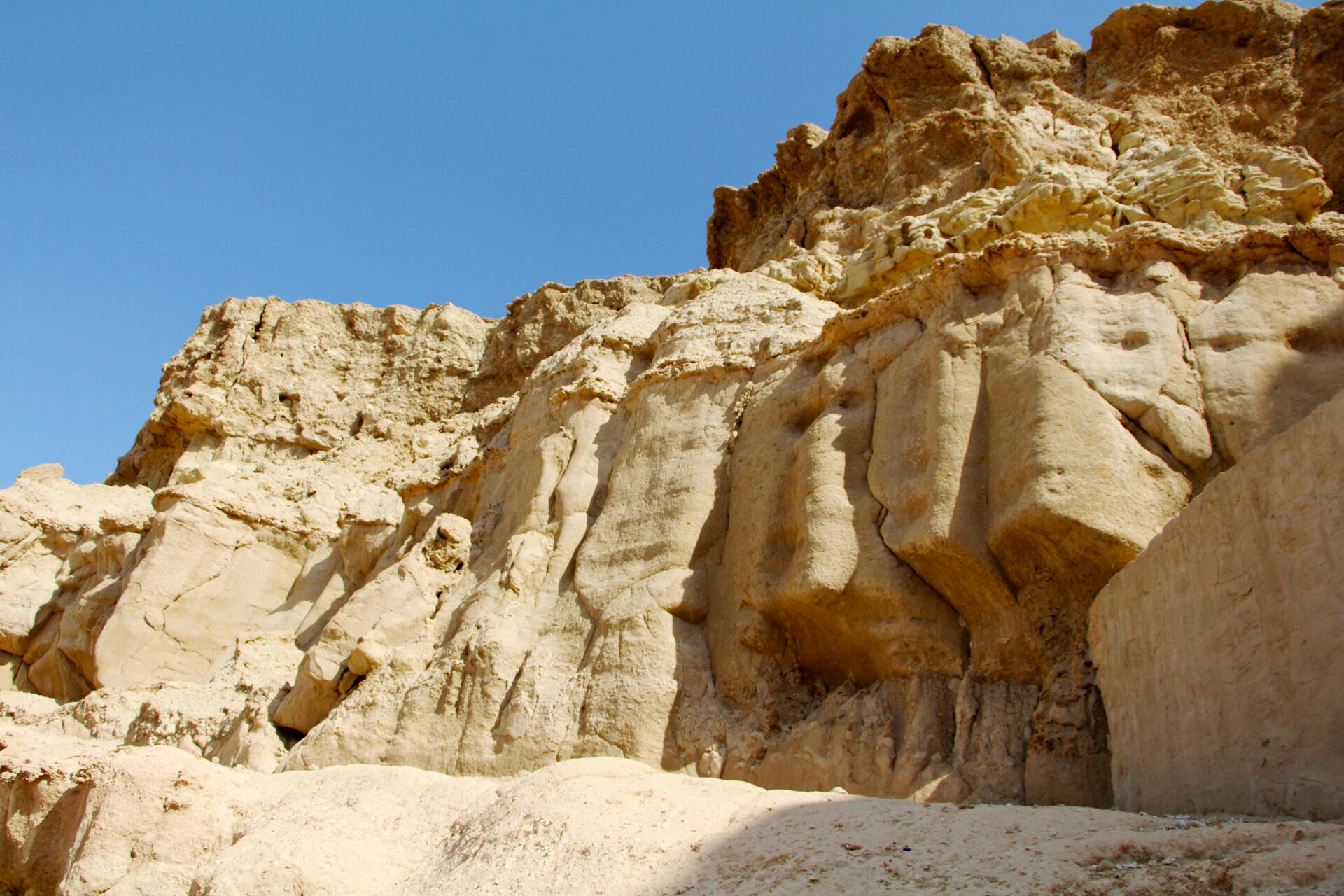 Kharbas Caves, Qeshm Island