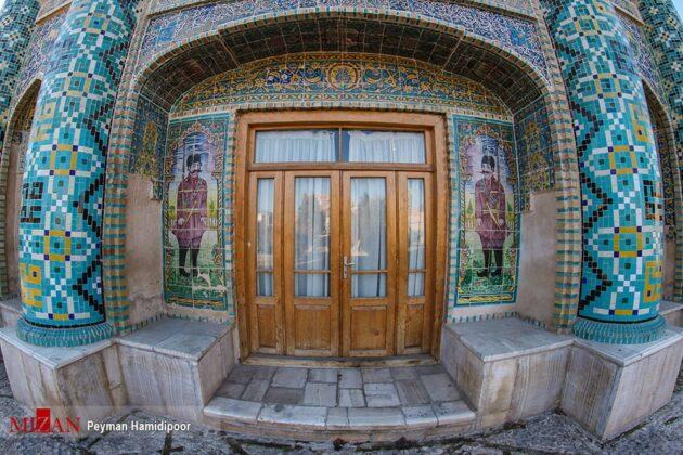 Mofakham Mirror House, Iran