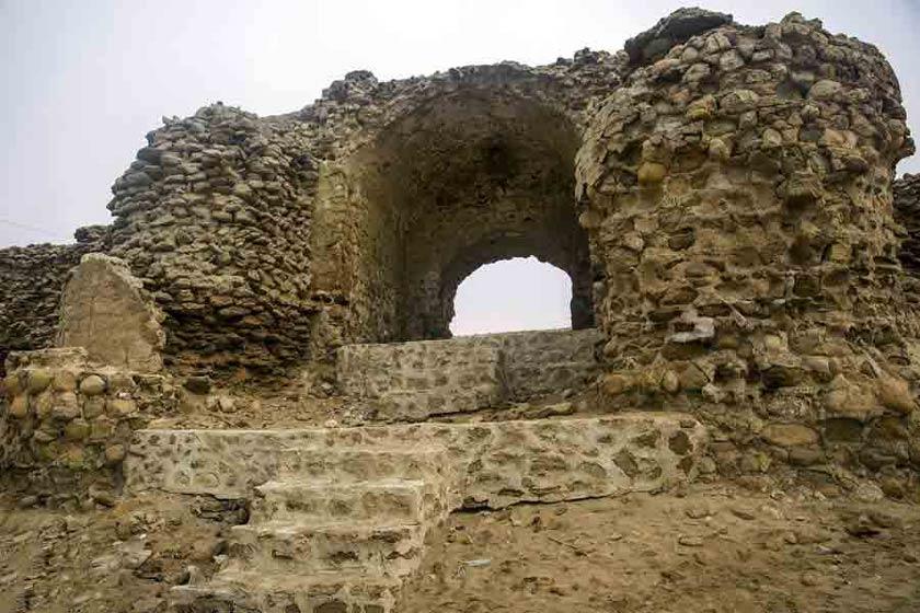 Naderi Castle, Qeshm Island