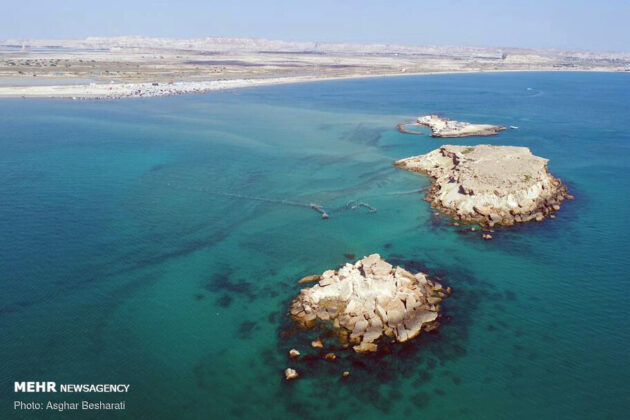 Naz Island, one of Qeshm Island's Seven Wonders - Iran