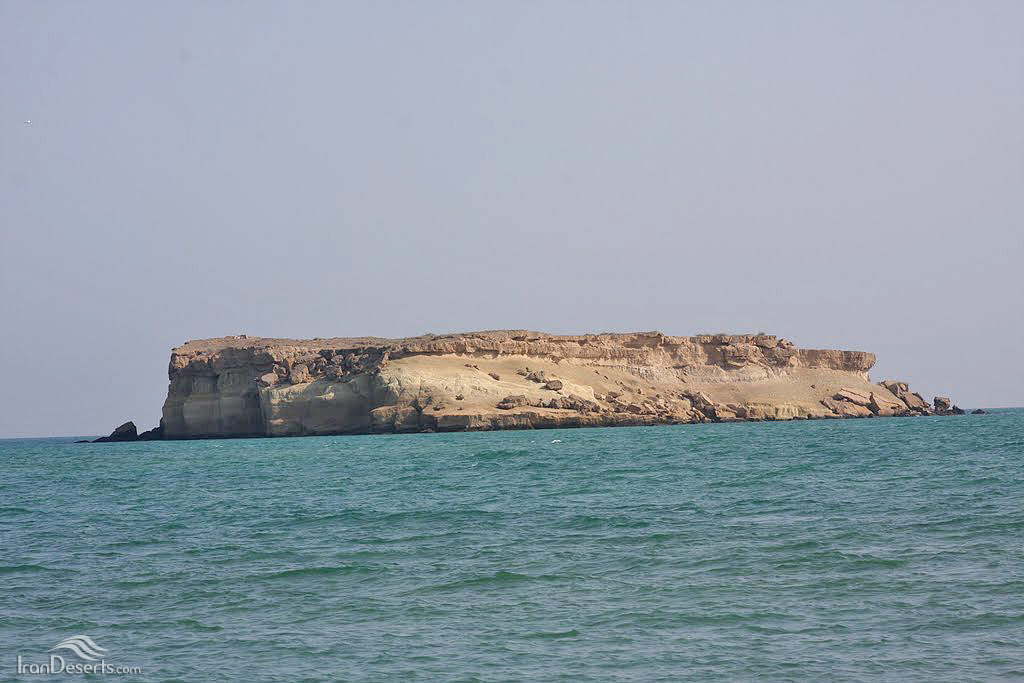 One of Qeshm Island's Seven Wonders - Iran
