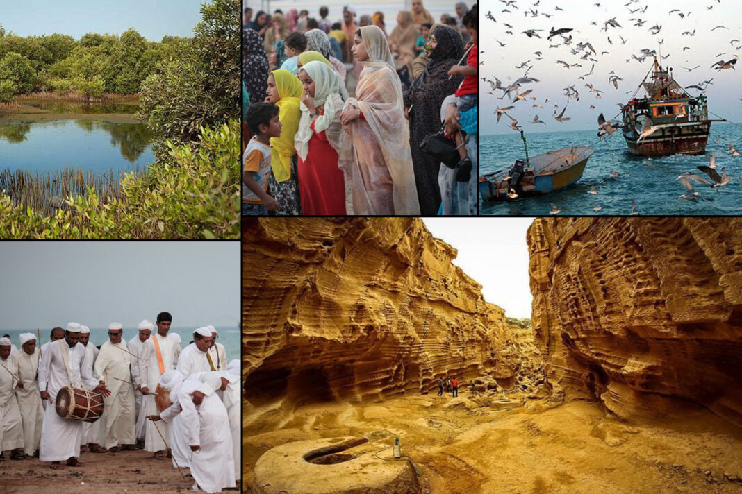 Qeshm Island; Major Tourist Hub in Southern Iran