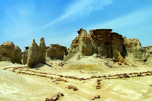 Amazing Views of Qeshm Island