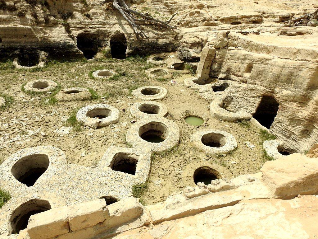 Tala Water Wells, Qeshm Island