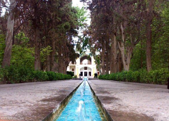 Fin Garden in Central Iran