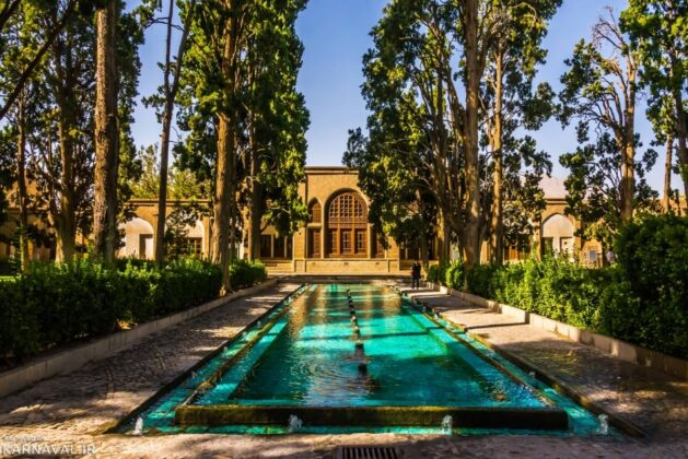 Kashan Historical Attraction 1