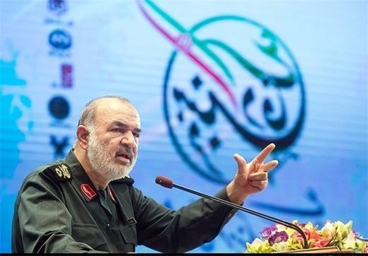 Brigadier General Hossein Salami