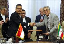 Indonesia-Iran-Gas