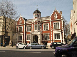Iranian bank-London