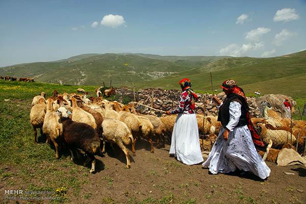 Nomads of Arasbaran -130-