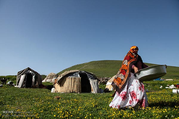 Nomads of Arasbaran -95-