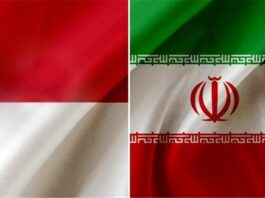 Iran and Indonesia