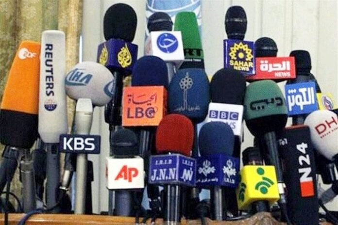 Foreign Media Working in Iran