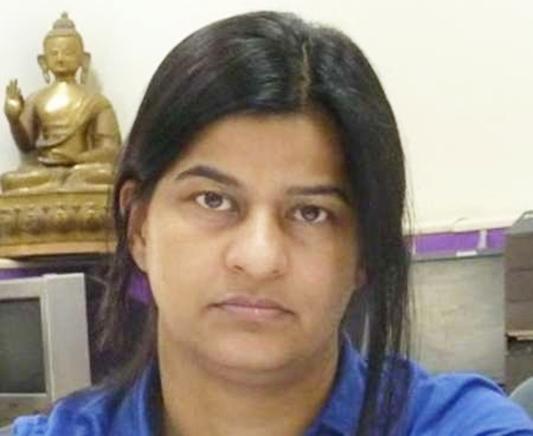 Indian journalist