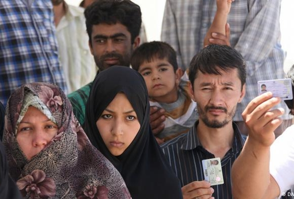 Afghan Refugees in Iran