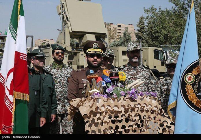 Brigadier General Farzad Esmaili