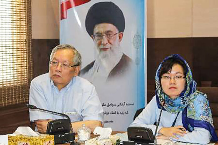 Chinese official-Chabahar