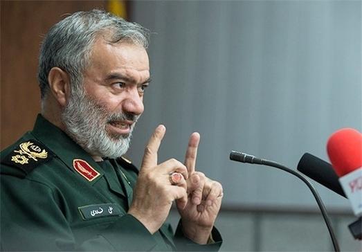 Commander Rear Admiral Ali Fadavi