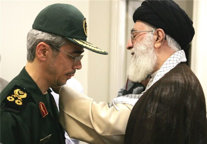 General Bagheri - Supreme Leader