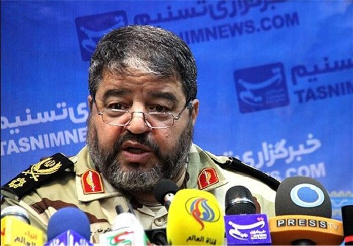General Gholam Reza Jalali