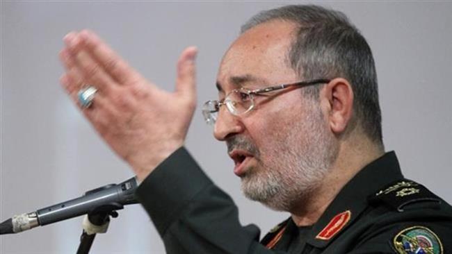 General Masoud Jazayeri
