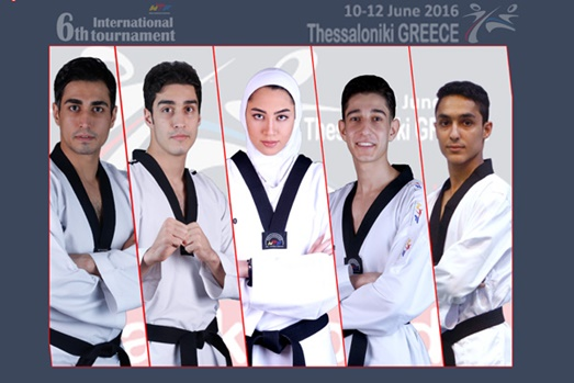 Greece open TKD