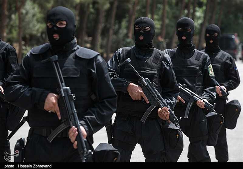 Iran Forces