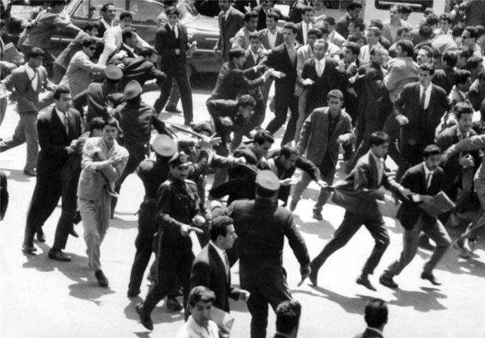 Iran Marking Anniversary of 1963 Uprising