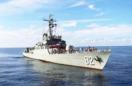 Iran Navy 40th Flotilla