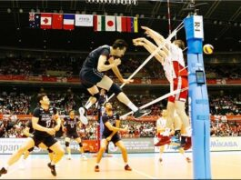 Iran-Poland Volleyball