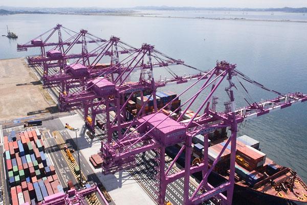 Iran-South Korea Container Service