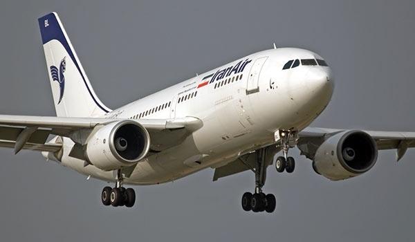 Iran air-Aircraft