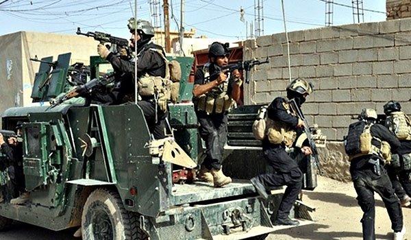 Iraqi Army-Musol