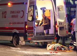 Istanbul Terrorist Attack