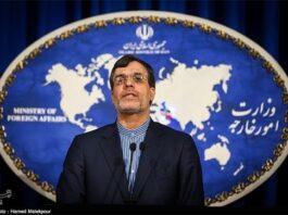 Jaber Ansari-Iran FM Spokesman
