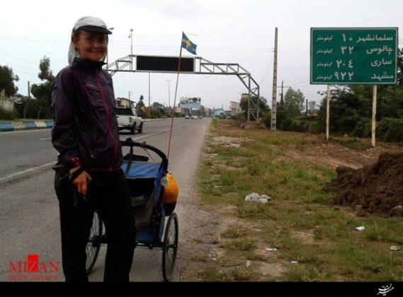 Kristina Paltén - Iran