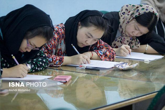 Non-Iranian Students34