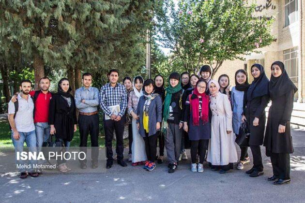 Non-Iranian Students46