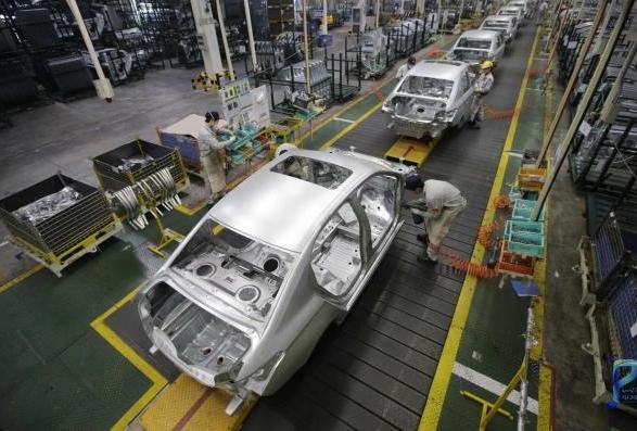 Saipa car maker